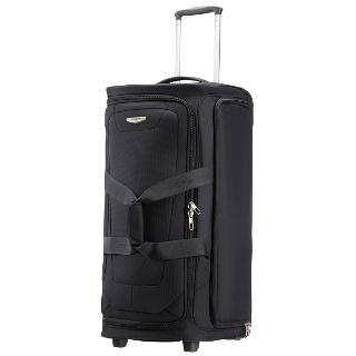 Buy Samsonite Spark 2-Wheel Holdall, Black Online at johnlewis.com