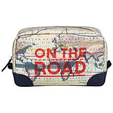 Buy Cartography Wash Bag Online at johnlewis.com