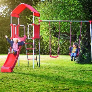 Buy KETTLER Metal Tower with Swings Online at johnlewis.com