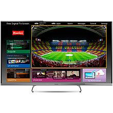 "Buy Panasonic Viera TX-55AS650B LED HD 1080p 3D Smart TV, 55"", Freeview HD with freetime Online at johnlewis.com"