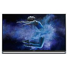 "Buy Panasonic Viera 65AX802B LED 4K Ultra HD 3D Smart TV, 65"", Freeview HD with freetime Online at johnlewis.com"