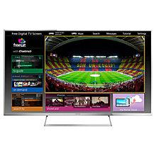 "Buy Panasonic Viera TX-42AS740 LED HD 1080p 3D Smart TV, 42"", Freeview HD with freetime Online at johnlewis.com"