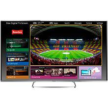 "Buy Panasonic Viera TX-60AS650B LED HD 1080p 3D Smart TV, 60"", Freeview HD with freetime Online at johnlewis.com"
