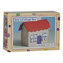 Buy Buttonbag Felt Cottage Box Kit Online at johnlewis.com