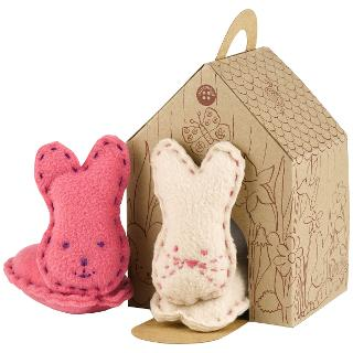 Buy Buttonbag Bunny Hutch Sewing Kit Online at johnlewis.com