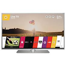 "Buy LG 55LB650V LED HD 1080p 3D Smart TV, 55"" with Freeview HD Online at johnlewis.com"
