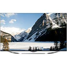 "Buy LG 49UB850V LED 4K Ultra HD 3D Smart TV, 49"" with Freeview HD Online at johnlewis.com"