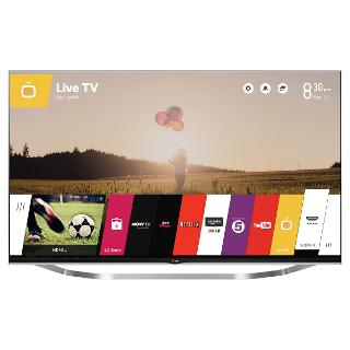 """Buy LG 42LB730V LED HD 1080p 3D Smart TV, 42"""" with Freeview HD and 2x 3D Glasses Online at johnlewis.com"""