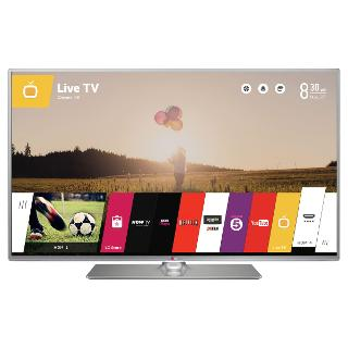 """Buy LG 42LB650V LED HD 1080p 3D Smart TV, 42"""" with Freeview HD Online at johnlewis.com"""