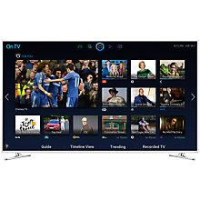 "Buy Samsung UE48H6410 LED HD 1080p 3D Smart TV, 48"" with Freeview HD Online at johnlewis.com"