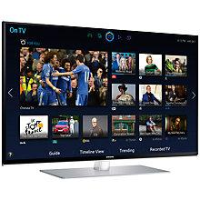 "Buy Samsung UE55H6700 LED HD 1080p 3D Smart TV, 55"" with Freeview/Freesat HD, Voice Control and 2x 3D Glasses Online at johnlewis.com"