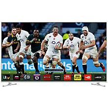 "Buy Samsung UE55H6410 LED HD 1080p 3D Smart TV, 55"" with Freeview HD, Voice Control and 2x 3D Glasses Online at johnlewis.com"
