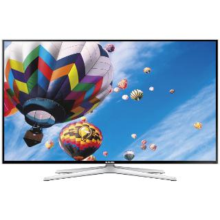 "Buy Samsung UE50H6400 LED HD 1080p 3D Smart TV, 50"" with Freeview HD, Voice Control, Built-In Wi-Fi and 2x 3D Glasses Online at johnlewis.com"