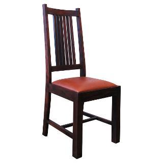 Buy John Lewis Maharani Leather Dining Chair Online at johnlewis.com