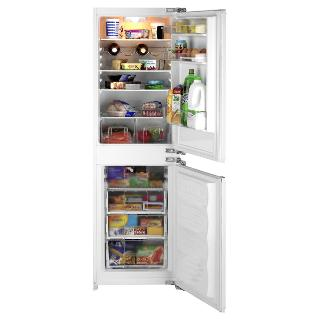 Buy Beko BC502 Integrated Fridge Freezer, A+ Energy Rating, 54cm Wide Online at johnlewis.com