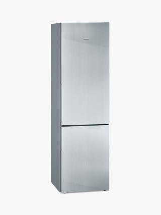 Buy Siemens KG39VVI31G Fridge Freezer, A++ Energy Rating, 60cm Wide, Stainless Steel Online at johnlewis.com