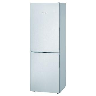 Buy Bosch Classixx KGV33UW20G Fridge Freezer, A+ Energy Rating, 60cm Wide, White Online at johnlewis.com