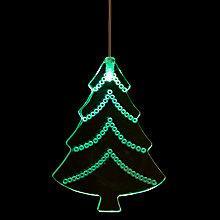 Buy John Lewis LED Tree Window Light Online at johnlewis.com