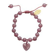 Buy Lola Rose Quartzite Millie Bracelet, Elderberry Online at johnlewis.com