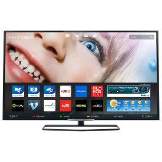 "Buy Philips 55PFS5709 LED HD 1080p Smart TV, 55"" with Freeview HD Online at johnlewis.com"