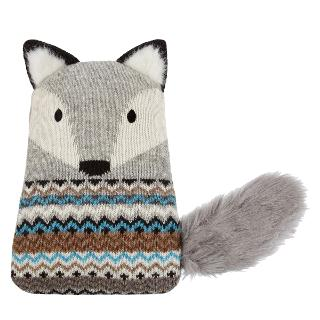 Buy Aroma Home Knitted Fox Hottie Online at johnlewis.com
