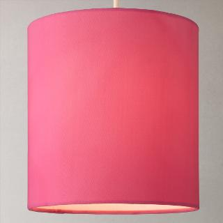 Buy little home at John Lewis Plain Lampshade Online at johnlewis.com