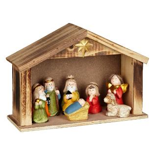 Buy John Lewis Childrens Nativity Scene Online at johnlewis.com