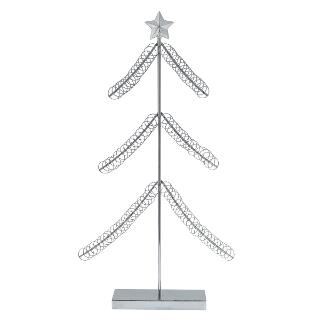 Buy John Lewis Metal Tree Card Holder Online at johnlewis.com