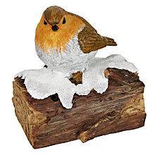 Buy John Lewis Chirping Bird Christmas Decoration Online at johnlewis.com