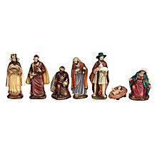 Buy John Lewis Large Nativity Figures Online at johnlewis.com