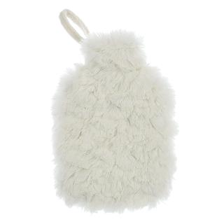Buy John Lewis Croft Collection Faux Fur Hot Water Bottle Online at johnlewis.com