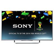 "Buy Sony Bravia KDL55W8 LED HD 1080p 3D Smart TV, 55"" with Freeview HD & 2x 3D Glasses Online at johnlewis.com"