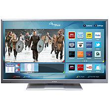 "Buy Linsar 32LED500S LED HD 720p Smart TV/DVD Combi, 32"" with Freeview HD Online at johnlewis.com"