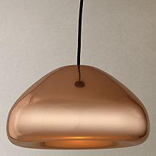 Buy Tom Dixon Void Pendant, Copper Online at johnlewis.com