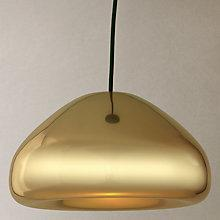 Buy Tom Dixon Void Pendant, Brass Online at johnlewis.com