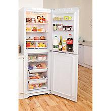 Buy Indesit BIAA134P Fridge Freezer, A+ Energy Rating, 60cm Wide, White Online at johnlewis.com