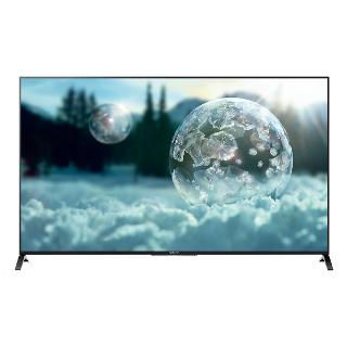 """Buy Sony Bravia KD49X8505 LED 4K Ultra HD 3D Smart TV, 49"""", NFC with Freeview HD and 2x 3D Glasses Online at johnlewis.com"""