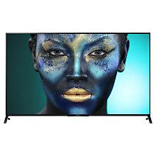 "Buy Sony Bravia KD49X8505 LED 4K Ultra HD 3D Smart TV, 49"", NFC with Freeview HD and 2x 3D Glasses Online at johnlewis.com"