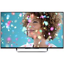 """Buy Sony Bravia KDL50W7 LED HD 1080p Smart TV, 50"""" with Freeview HD Online at johnlewis.com"""