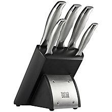 Buy Taylor's Eye Witness Knife Set and Block, 5 Pieces Online at johnlewis.com