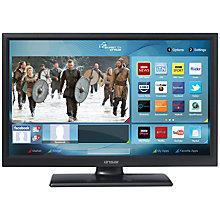 "Buy Linsar 22LED980 LED HD 720p Smart TV, 22"" with Freeview HD Online at johnlewis.com"