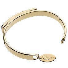 Buy Lola Rose Henriette Quartzite Bracelet, Gold/ Black Online at johnlewis.com