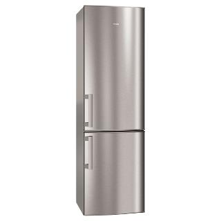 Buy AEG S53520CTX2 Fridge Freezer, A++ Energy Rating, 60cm Wide, Stainless Steel Online at johnlewis.com