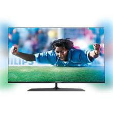 "Buy Philips 49PUS7809 LED 4K Ultra HD 3D Smart TV 49"" with Freeview HD, Ambilight and 4x 3D Glasses Online at johnlewis.com"