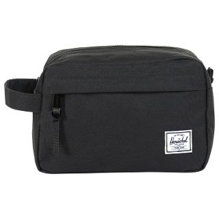 Buy Herschel Supply Co. Chapter Washbag, Black Online at johnlewis.com