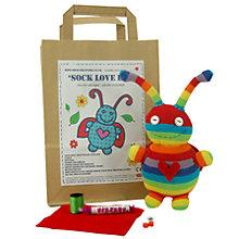 Buy Sock Creature Sock Love Bug Online at johnlewis.com