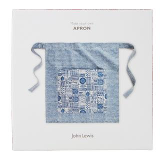 Buy John Lewis Apron Craft Kit Online at johnlewis.com