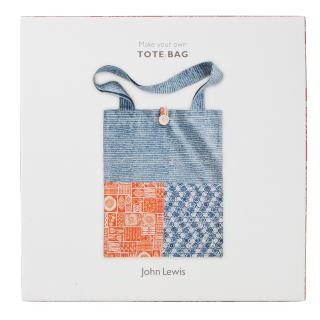 Buy John Lewis Shopper/Tote Craft Kit Online at johnlewis.com