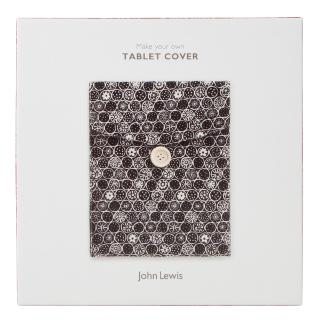 Buy John Lewis Tablet Cover Craft Kit Online at johnlewis.com