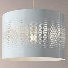 Buy John Lewis Elsa East-to-Fit Metal Light Shade Online at johnlewis.com